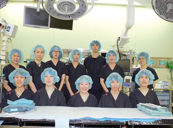 中央材料室/手術室