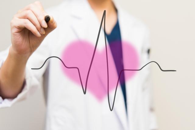 胸痛の原因