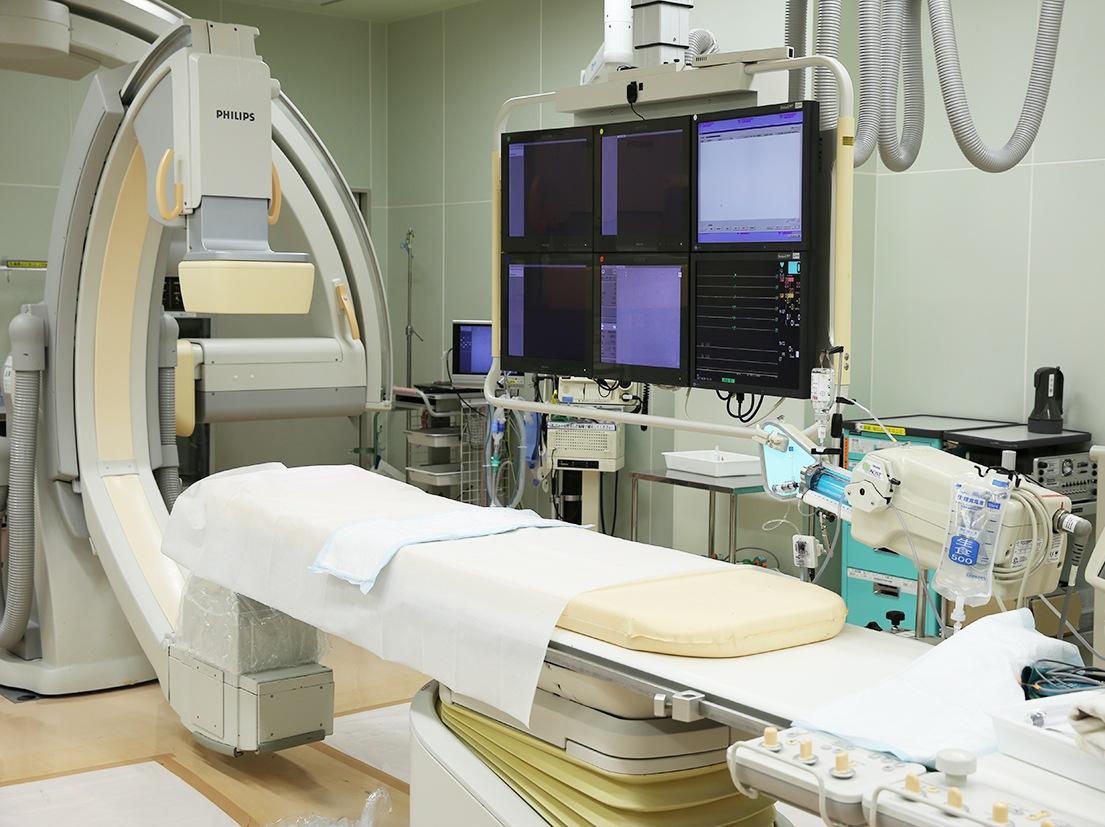 X線血管造影装置